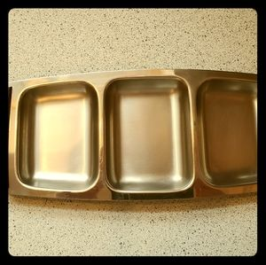 MCM Stainless Steel Appetizer Trat